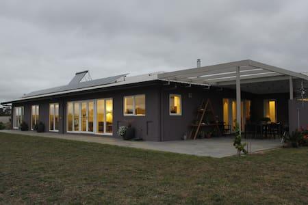 Modern Eco Home - QB + QB & bathrm - Elliminyt - Maison