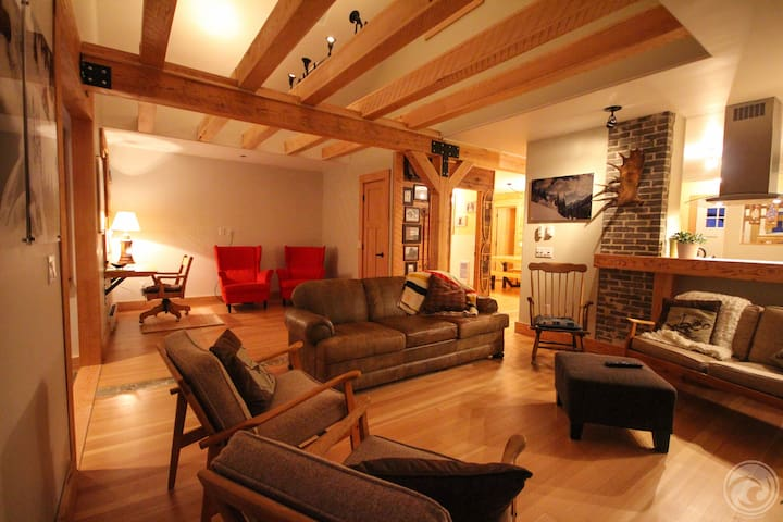 Cozy, Central, Hot Tub - Revelstoke - Maison