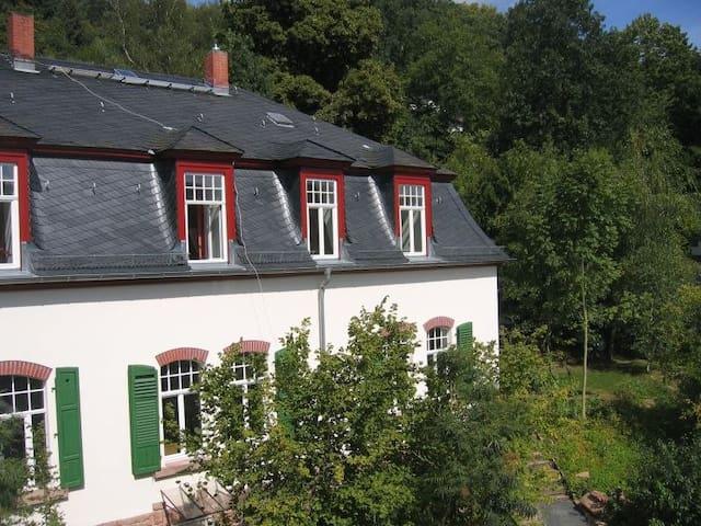 Wohnen in Villa am Schlosspark