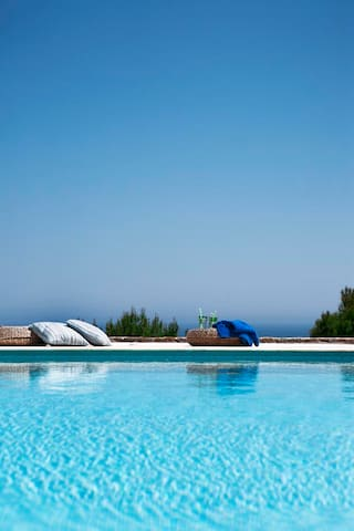 Aegean View-2 Villas-Ideal vacations for 16 ! - Vravrona - Villa