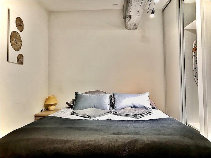 Appartement Cosy - Bohème  (Hypercentre)