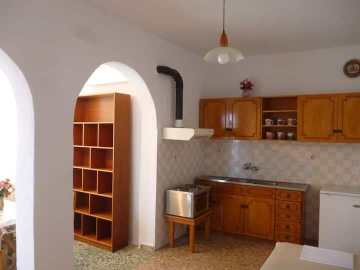 Archontiko  Apartment ( Ios village - chora)