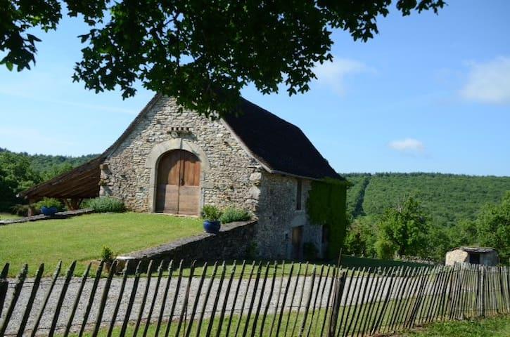 La Cormiere Gite au coeur du Quercy - Béduer - Huis