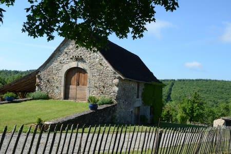 La Cormiere Gite au coeur du Quercy - Béduer - Casa