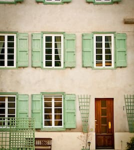 Les Deux Petits Pois (room 3) - Fougax-et-Barrineuf - Bed & Breakfast