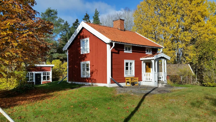 Torpet Hagalund - Finspång NO - Cabaña