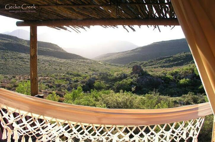 Cabin in a Private Nature Reserve - Clanwilliam - Srub