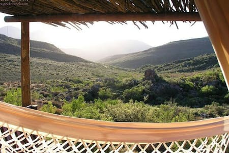 Cabin in a Private Nature Reserve - Clanwilliam
