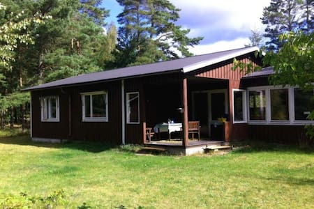 Cosy 7 bed cottage, in N Öland, Swe