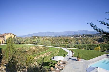 Relais Villa Belvedere - Mono apt - Figline e Incisa in Val d'Arno