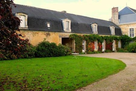 Chêne de Coeur Castle near le Mans - Saint-Pavace - Slott