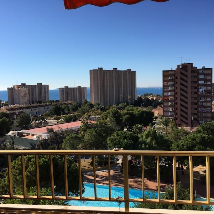 Apartamento con 2 habitaciones apartamentos en alquiler en alacant alicante espa a - Apartamentos alicante alquiler ...