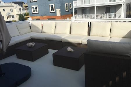 Ocean City - 2nd Floor Condo/House - Ocean City - Condominium