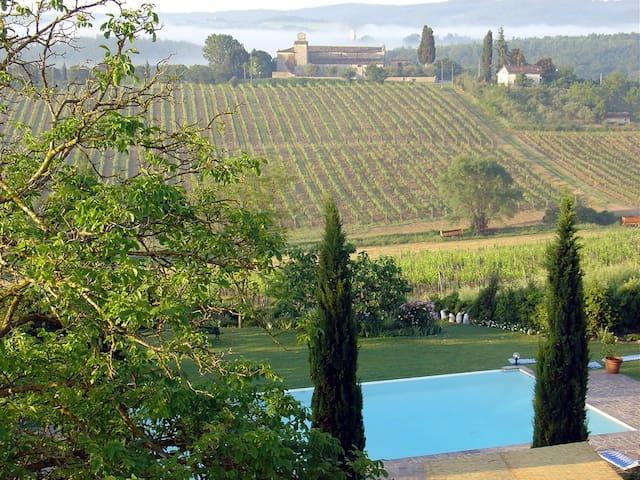 Affascinante Toscana - Monteroni D'arbia - Apartment