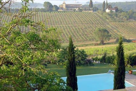 Affascinante Toscana - Monteroni D'arbia