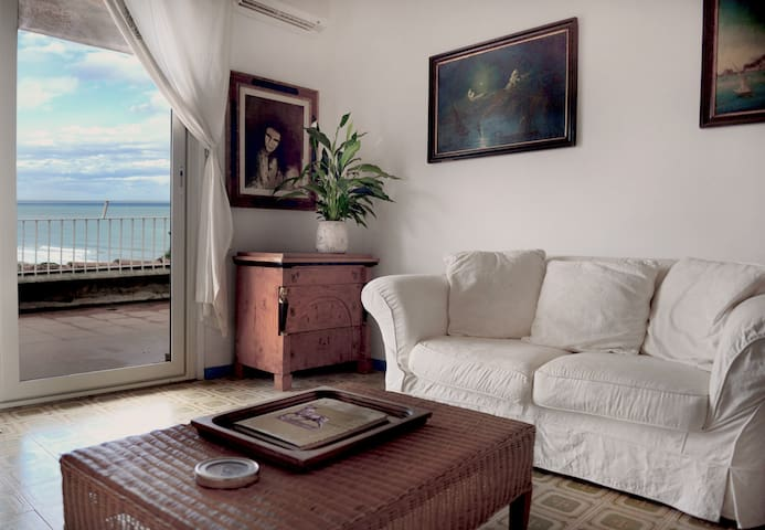 amazing seaside view - Copanello - Apartament