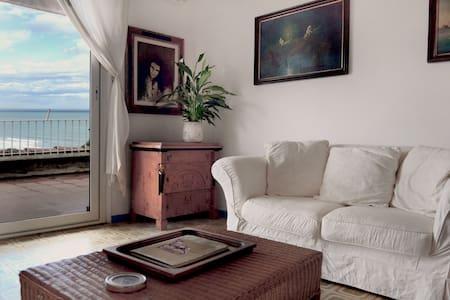 amazing seaside view - Copanello - Apartemen