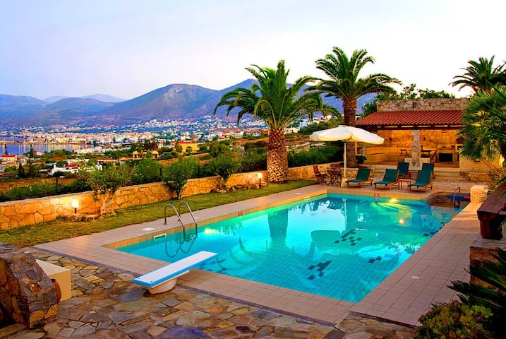Bleu Luxury Villa - Heraklion - Casa