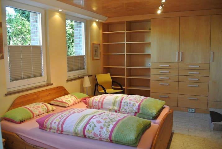 Grün und ruhig - Hattingen - Apartmen