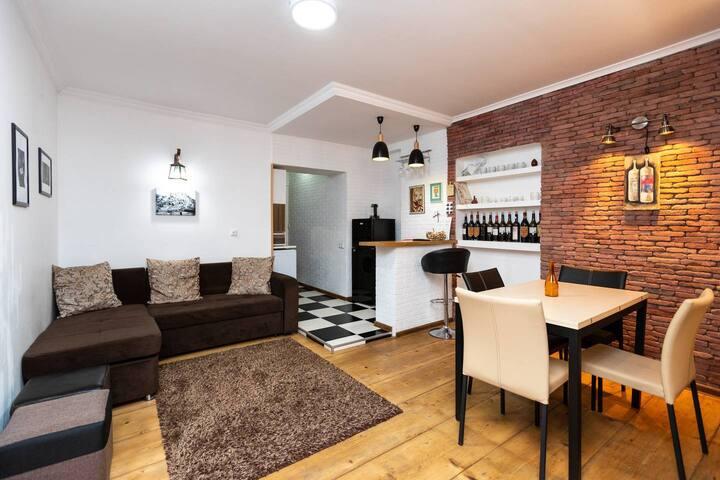 ❁-30% ❁ 1 BR apartment ❁ near Sulphur baths