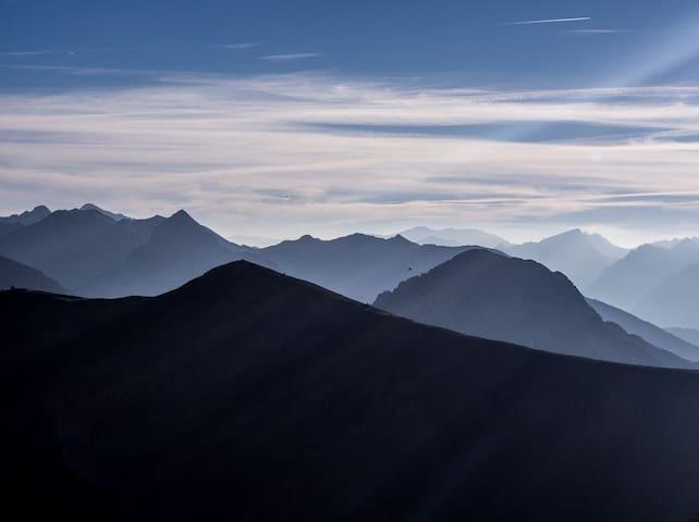 Le long d'une randonnée