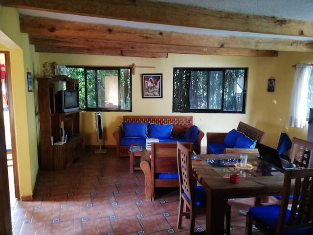 Appartment in Valle (Ideal for Paraglider pilots)
