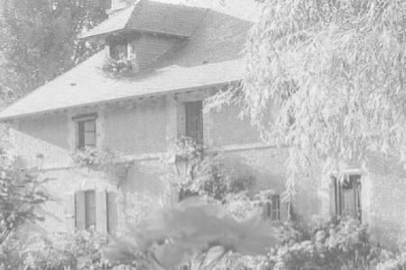 10mn Cabourg chambre Carmin à La Ferme des Vignes