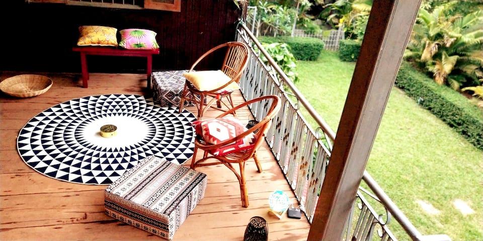 Hip Livin Khmer Villa CBD, Jazzy En-suite