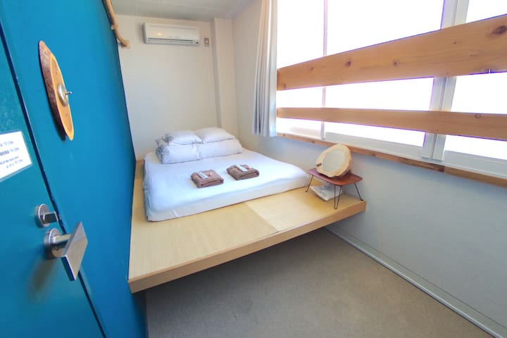 Hostel 1889 Mt Fuji 2mins 1~2ppl  private room 201