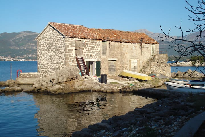 Fishermans House - Bjelila - Casa