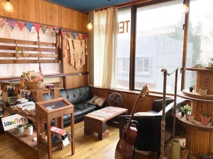 ◆女性専用ドミトリー◆初めての一人旅でも安心の宿!便利な立地!【wifi完備】