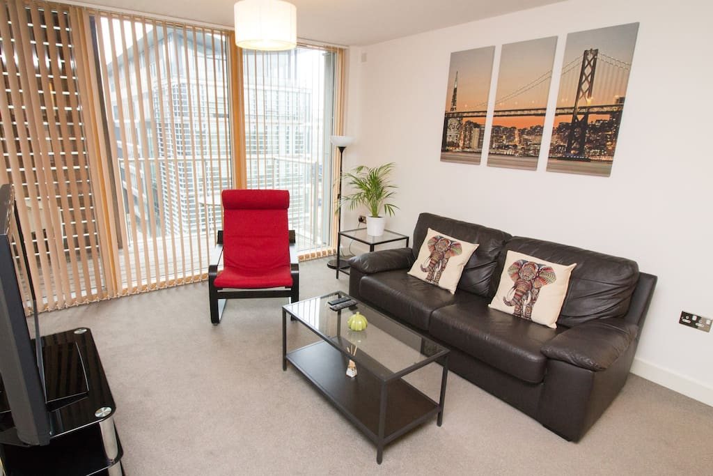 living room milton keynes one bedroom executive apartment in vizion cmk flats for 17775