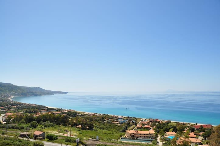 Casa Vacanza a Zambrone vicino Tropea