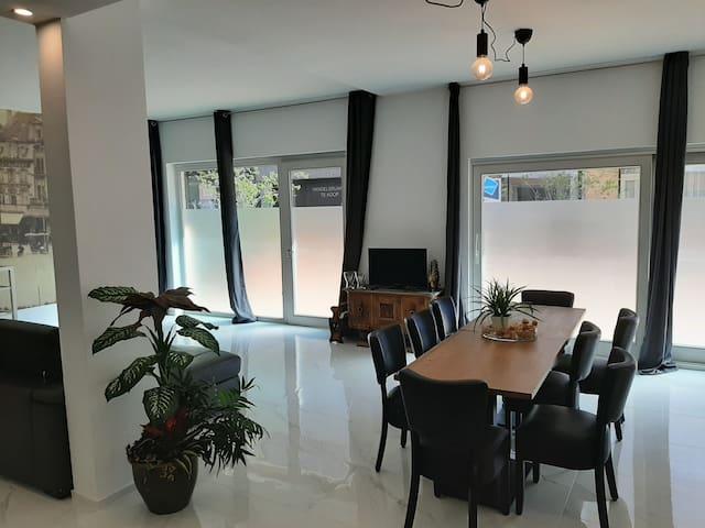 10 bed Beach & Bruges & Knokke Heist new apartment