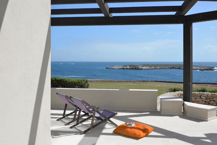 Deluxe Suite | Panoramic Seaview | Favignana