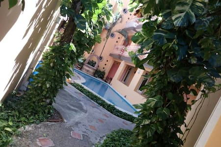 Apartment comfortable, private and safe - San Miguel de Cozumel