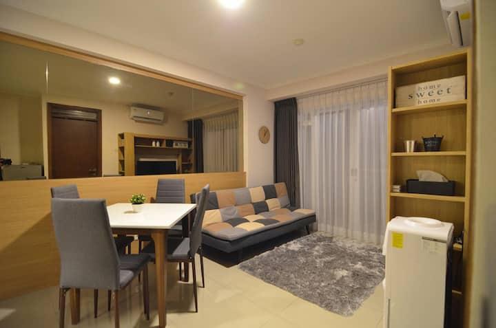 COMFY 2 Bedroom Apartment at Gateway Pasteur
