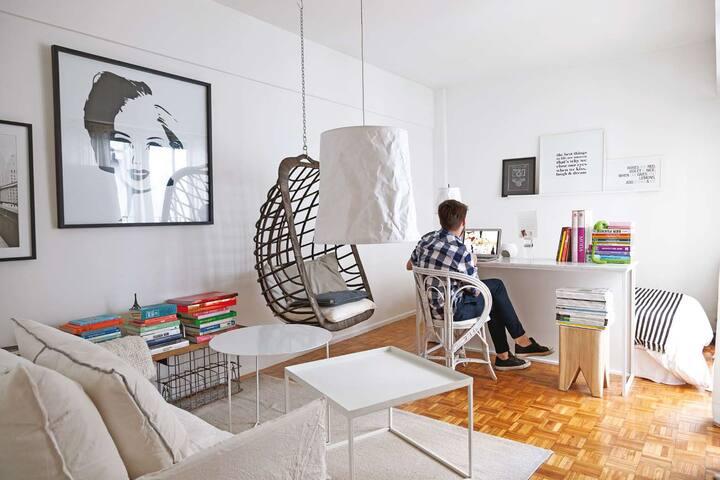 Design & Creative Studio in Recoleta - Buenos Aires - Flat