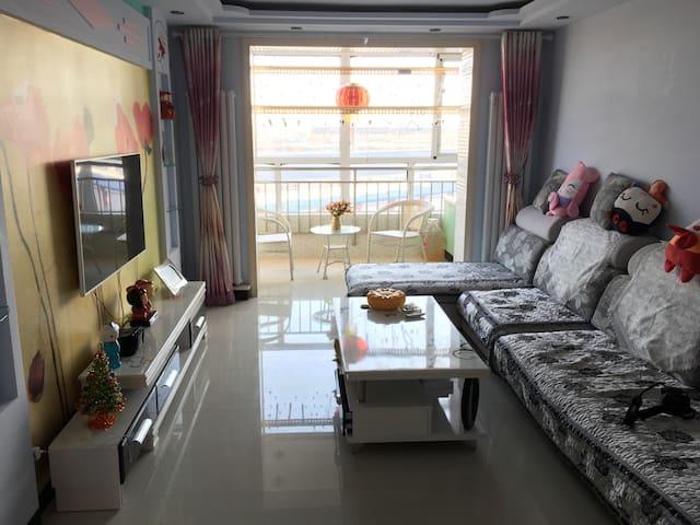 来张北旅游的舒适居所,安静整洁,性价比极高。一套三室民居,适合家庭出游 - 张家口市 - อพาร์ทเมนท์