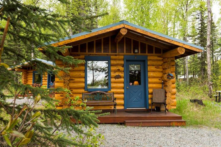 Sourdough Cabin at Hatcher Pass Cabins