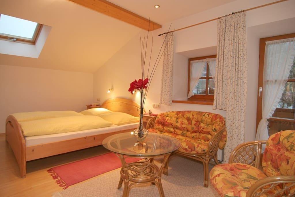 """Schlafzimmer 2 """"Reiteralpe"""""""