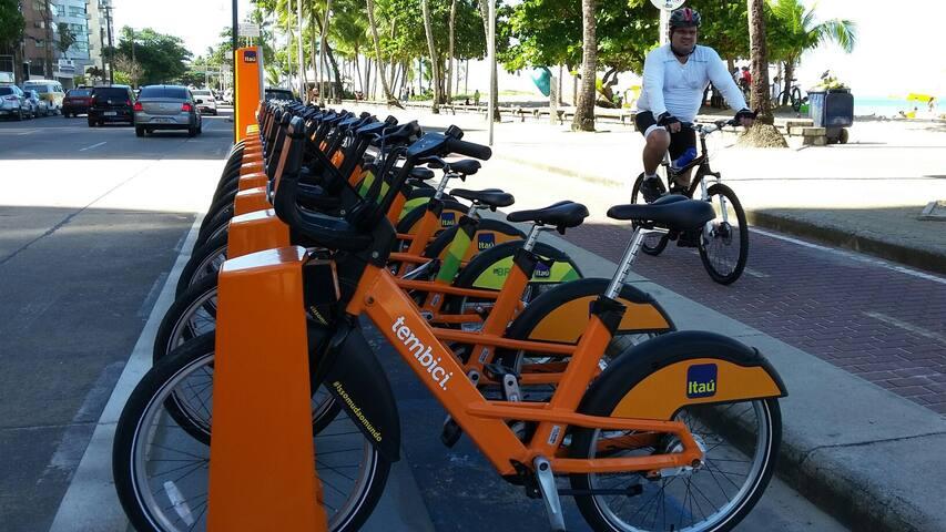 BikePE (aluguel de bicicletas).