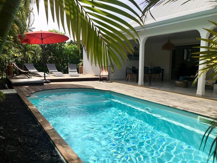 Villa de charme avec piscine privée