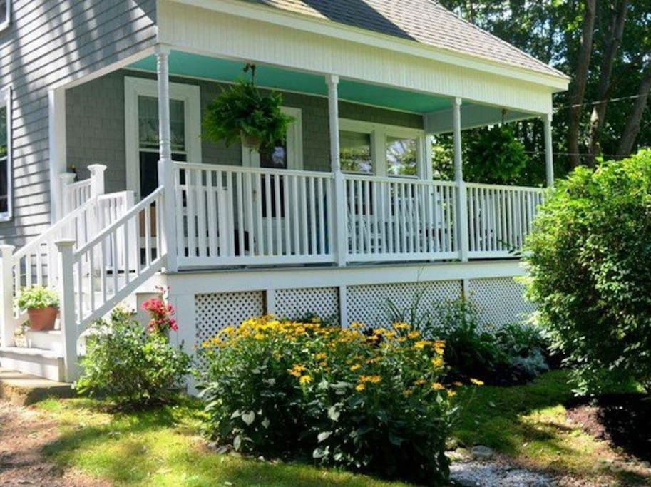 Cosy Cottage Sweet Pea Kittery Pt Maine Bungalows For