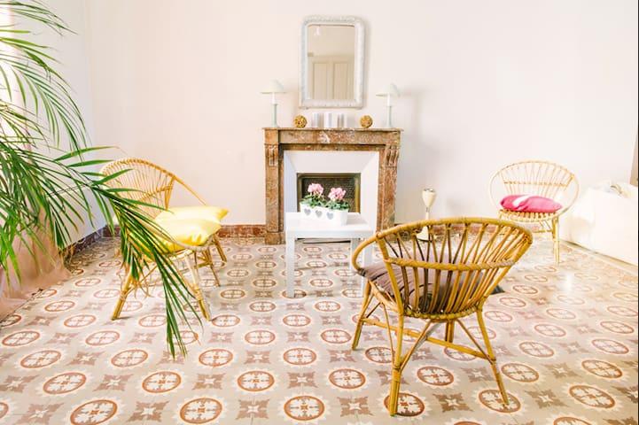 Charming house Provence / Luberon - Caumont-sur-Durance - Casa