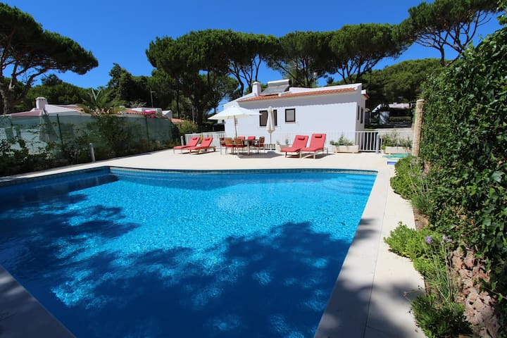 Villa Violeta, Safe Swimming Pool! - Vilamoura - Casa