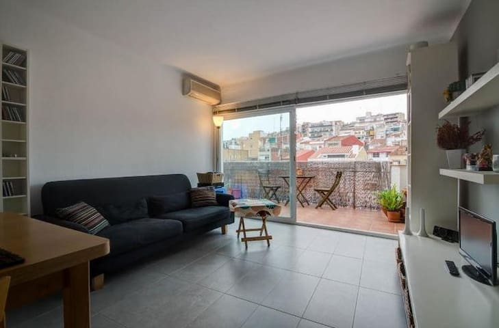 Lovely 2BR apartment Arenys de Mar - Arenys de Mar - Apartment