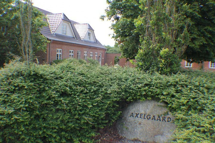 Axelgard Bed and Bath - Outrup - Casa