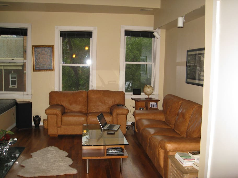 Beautiful Victorian Home With Luxurious Furniture Lofts For Rent In Washington District Of