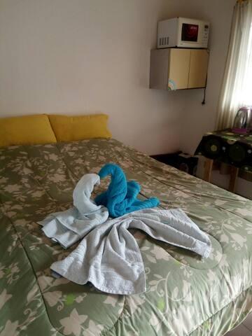 Dormis en villa yacanto